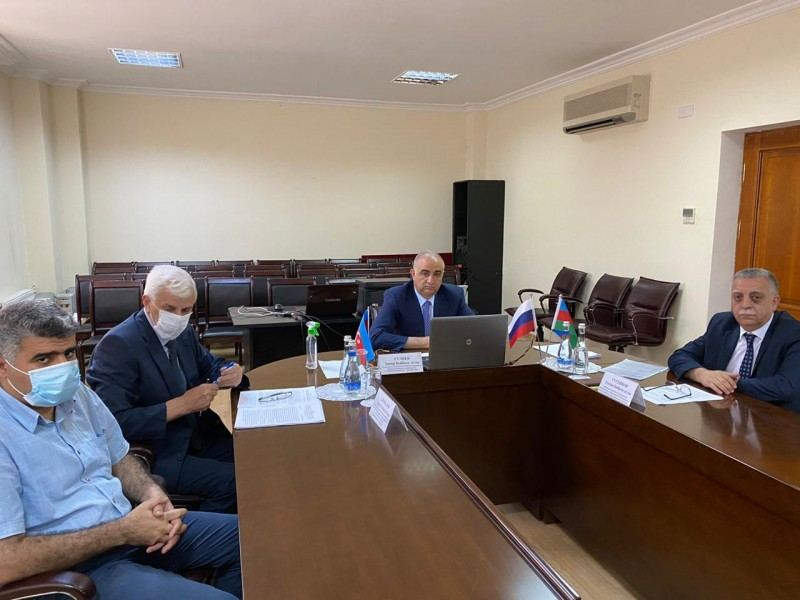 Azerbaijan, Russia discuss issues on sharing water resources (PHOTO) - Gallery Image
