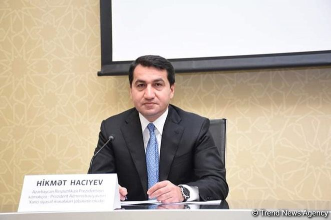 Assistant to Azerbaijani president: Armenia continues aggression under guise of ceasefire (UPDATE)