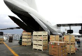 Kazakhstan boosts revenues from air cargo transportation