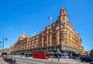Luxury British department store Harrods to cut nearly 700 jobs