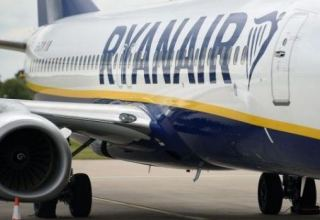 Low-cost air company Ryanair  not to commence flights in Georgia