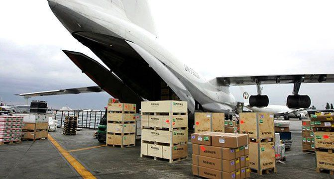 Azerbaijan boosts cargo freight by air since early 2021