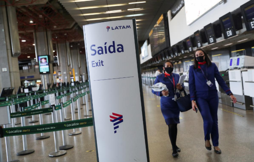 Brazil restricts foreigners entry due to COVID-19