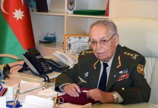 Azərbaycan dövləti veteranlara daim yüksək diqqət və qayğı göstərir