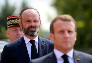 French PM Philippe resigns as Macron readies reshuffle