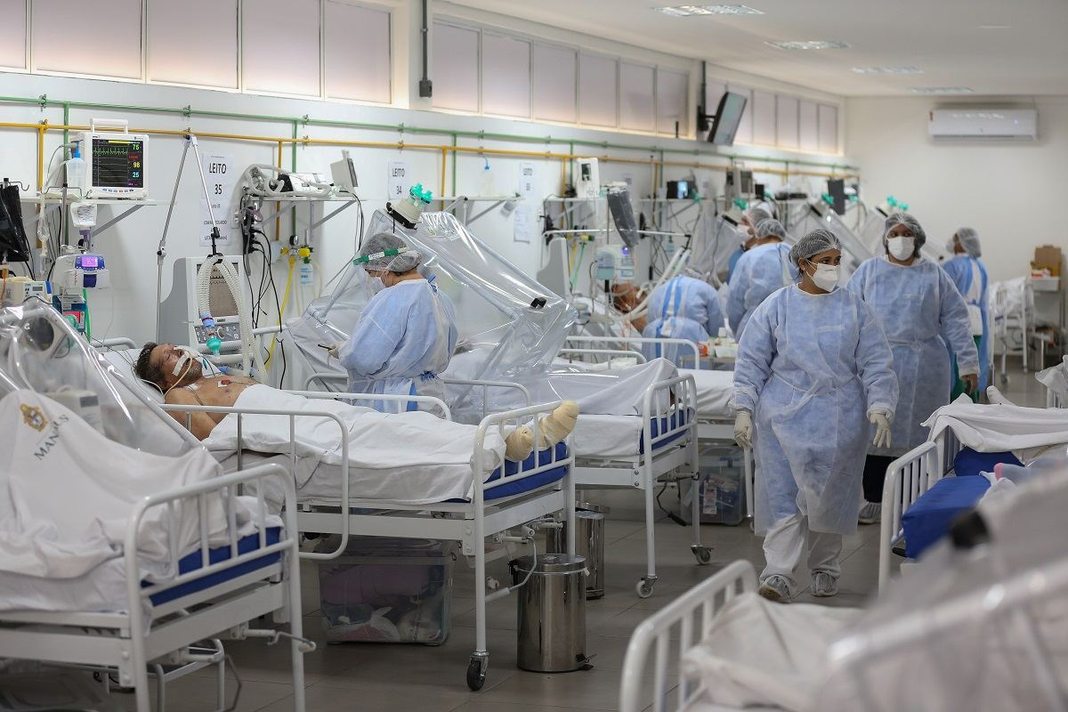 Brazil registers 1,074 more deaths from COVID-19