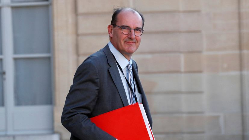 Macron names Jean Castex as prime minister in government overhaul
