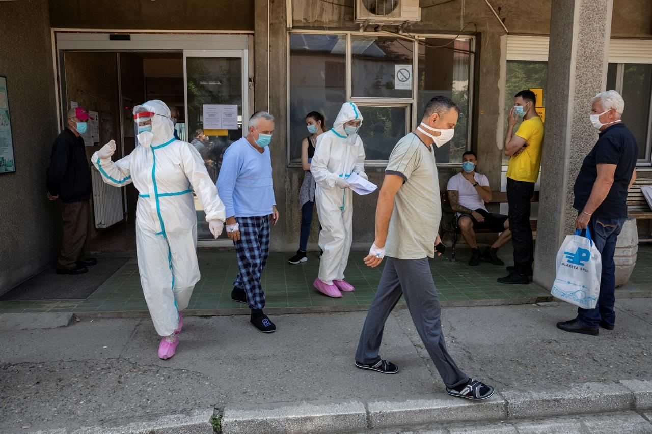Serbia's capital declares state of emergency over rising COVID-19 cases