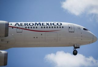 Aeromexico shares rise for second day despite missed debt payment