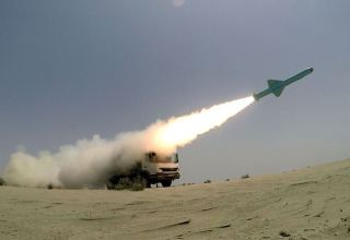 Iran says sets up underground missile bases along southern coasts