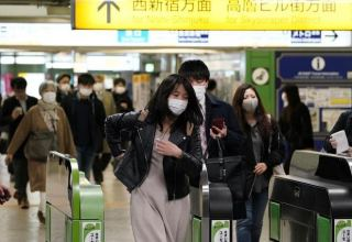 Tokyo confirms 111 new coronavirus cases on Sunday, NHK says