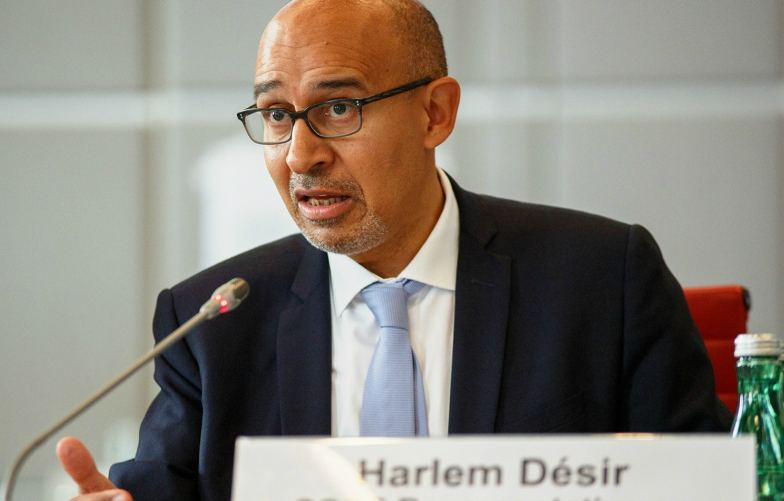 OSCE becomes tool of certain countries' political orders due to people like Harlem Desir