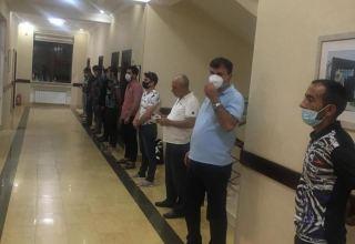 Bakıda karantin qaydalarını pozan daha bir istirahət mərkəzi aşkarlandı (FOTO)