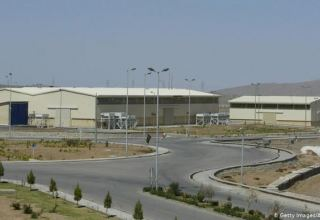 "Iran to build bigger ""industrial shed"" instead of damaged one"