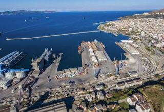 Cargo handling volumes from Israel through Turkish ports unveiled