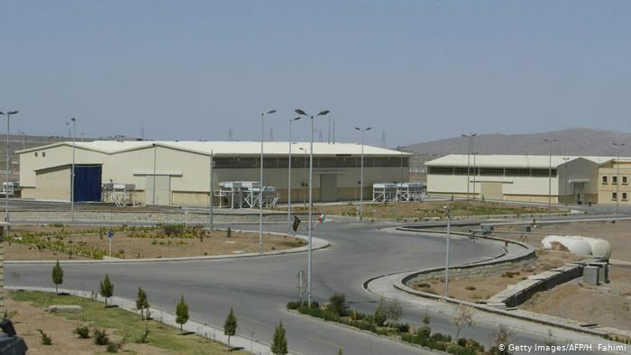 Iran looks to set up advanced centrifuges at Natanz nuclear plant