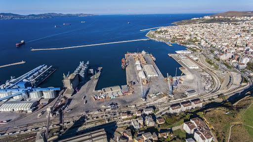 Turkey discloses 1H2020 cargo shipment via its Bandirma port
