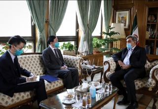 Tehran, China vow to braden mutual cooperation