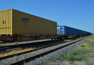 ООО ADY Container  увеличило объем грузоперевозок в первом полугодии текущего года