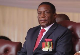 Zimbabwean president fires health minister over corruption scandal