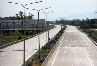 Georgia continues construction of Grigoleti-Kobuleti bypass road