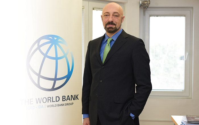 Newly-appointed WB's Uzbekistan country manager begins work