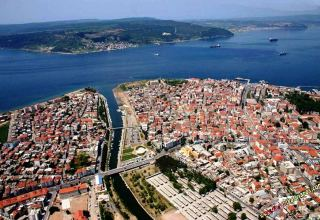 Data on cargo transshipment through Turkish port of Canakkale disclosed