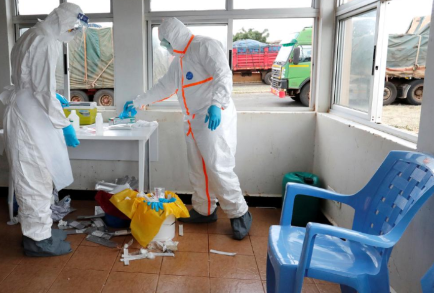 Africa urged to test more as coronavirus cases exceed 500,000