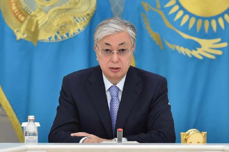 Trilateral statement on Karabakh to contribute to long-term peace in region - Kazakhstan's President