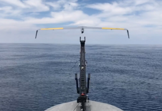 Elbit integrates drone into unmanned sea vessel