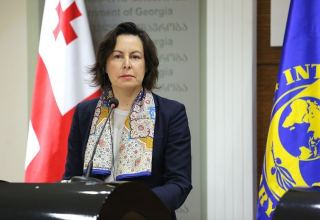 IMF Mission: Speed of Georgian economy recovery to depend on rebound of external demand