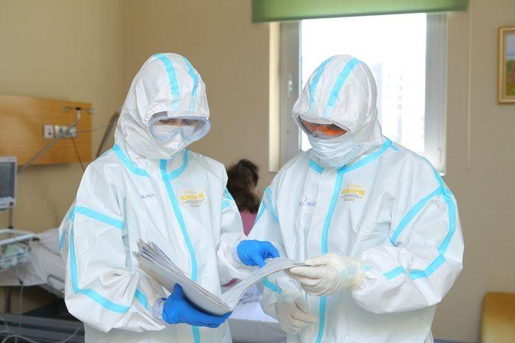 Минздрав: В Баку все пункты COVİD и поликлиники, где они размещены, обеспечены защитными средствами