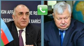 Azerbaijani FM holds telephone conversations with co-chair of OSCE MG and personal representative of OSCE Chairperson-in-office (PHOTO) - Gallery Thumbnail