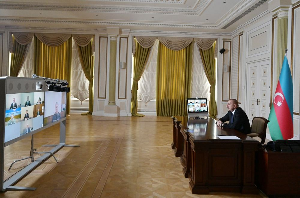 President Ilham Aliyev: Our servicemen have been avenged and we will continue to do so in future