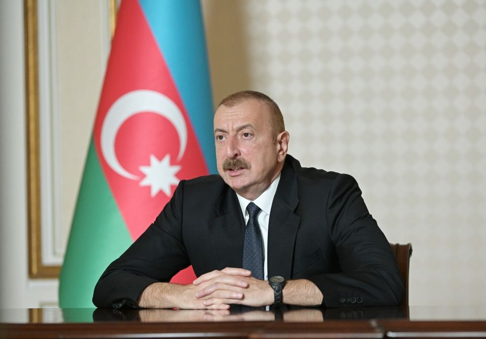 President Ilham Aliyev: Another provocation of Armenia resolutely prevented, adequately rebuffed