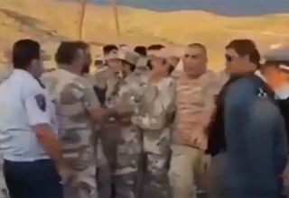 Azerbaijani army's attack causes panic in Armenian army (VIDEO)
