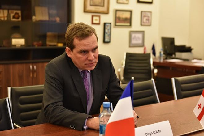 Ambassador: Georgian-French joint projects reflect countries' close relations