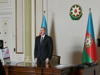 President Ilham Aliyev chaired Cabinet meeting on results of socio-economic development in first quarter of 2020 and future tasks (PHOTO) - Gallery Thumbnail