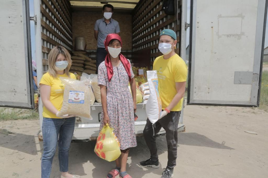 International Islamic Trade Finance Corporation Provides COVID-19 Emergency Food Package Relief Program for Republic of Kyrgyzstan (FOTO) - Gallery Image