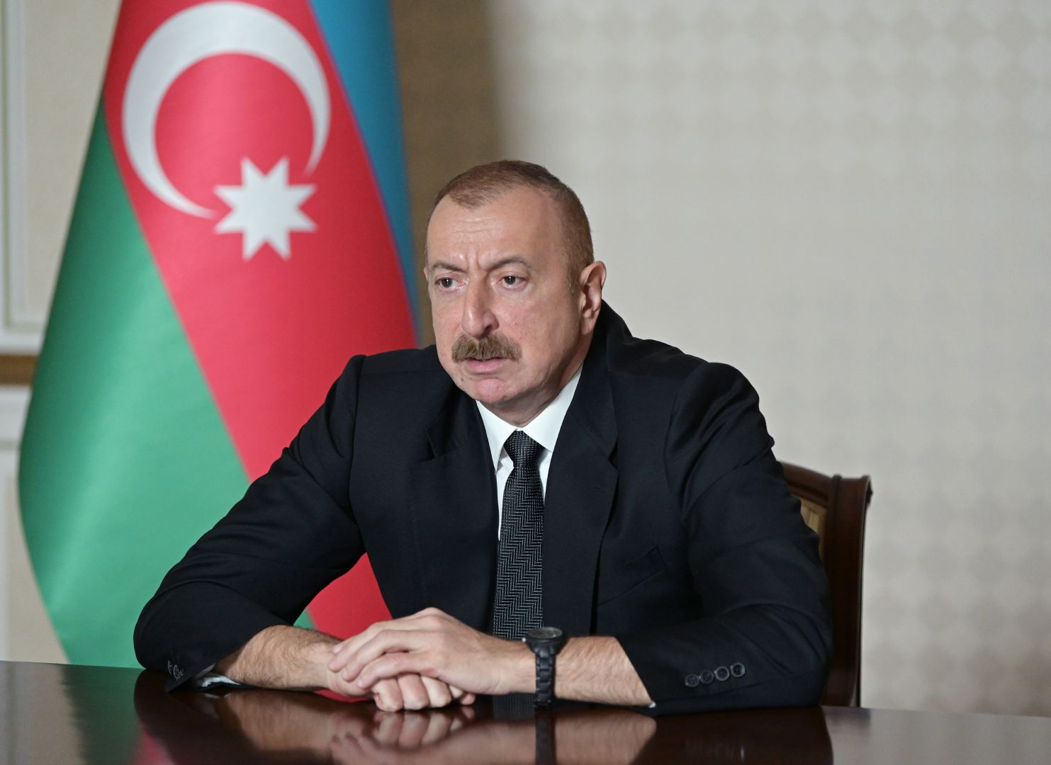 President Ilham Aliyev: So far, all our actions have been successful – on battlefield, in political plane, in connection with domestic situation, in economic and other spheres