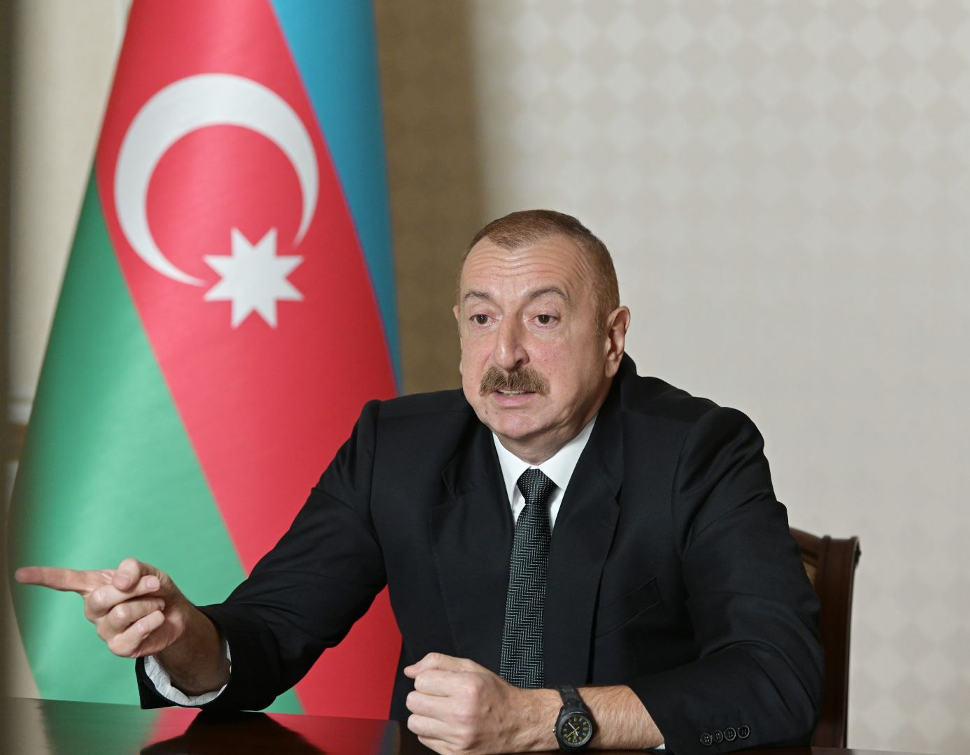 President Ilham Aliyev chaired Cabinet meeting on results of socio-economic development in first quarter of 2020 and future tasks (PHOTO) - Gallery Image