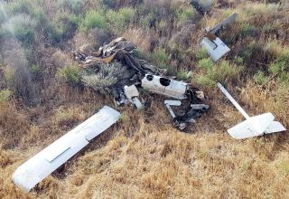 Three more UAVs of Armenia destroyed