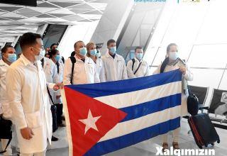 При поддержке PASHA Insurance и PASHA Life для борьбы с пандемией COVID-19 в Азербайджан были привлечены специалисты из Кубы