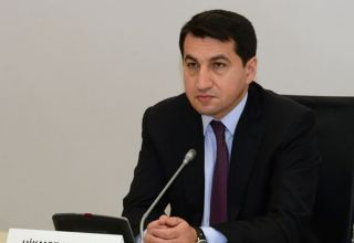 Assistant to president: It is Armenian armed forces that hide behind civil objects, not Azerbaijani army