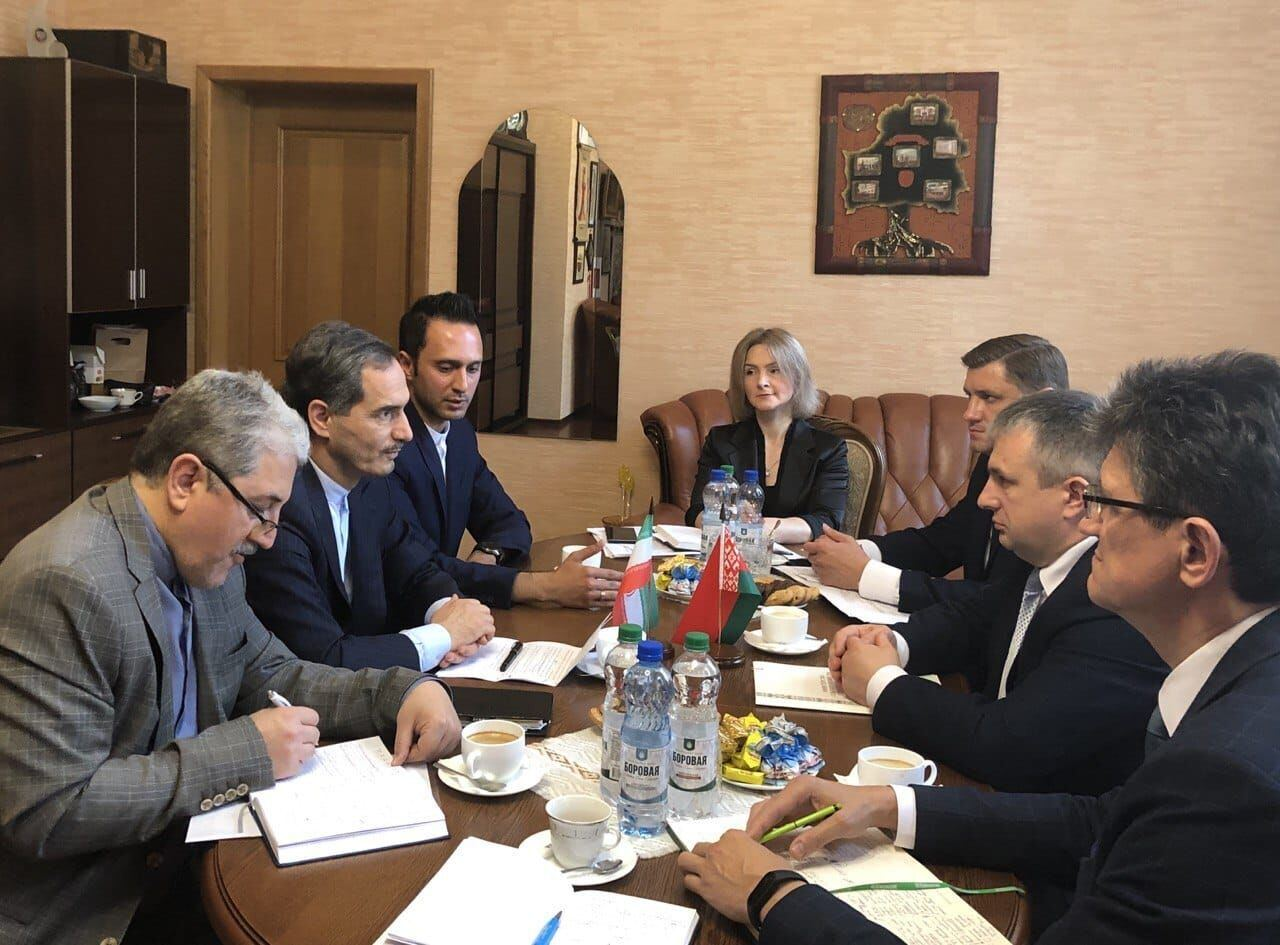Iran, Belarus review ways to further develop agro cooperation