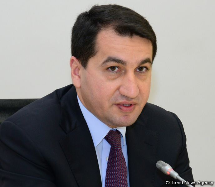 Armenia uses fighter aircraft to bomb positions of Azerbaijan's armed forces, says Azerbaijani top official