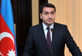 Hikmat Hajiyev: Armenia's National Security Strategy - like fake history textbook (UPDATE)