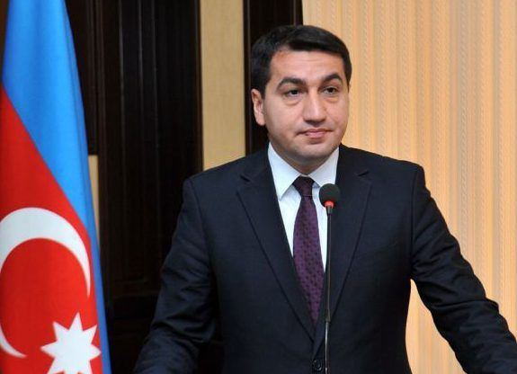 Assistant to president: Shelling of Azerbaijani civilians, civilian facilities by Armenian armed forces - war crime