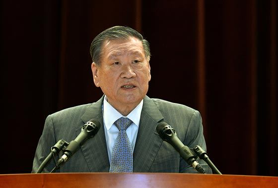 Hyundai Motor Group chief hospitalized but not in serious condition