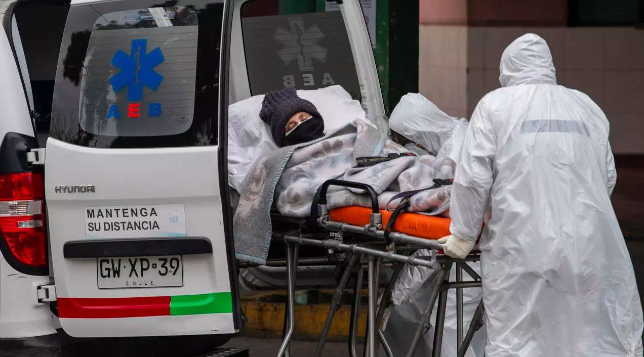 Chile reports 368,825 cases of COVID-19, with 9,958 deaths